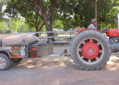 Tractor Race